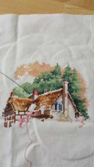 Cottage Enchantment de Dimensions (Sunset Collection) 20200324