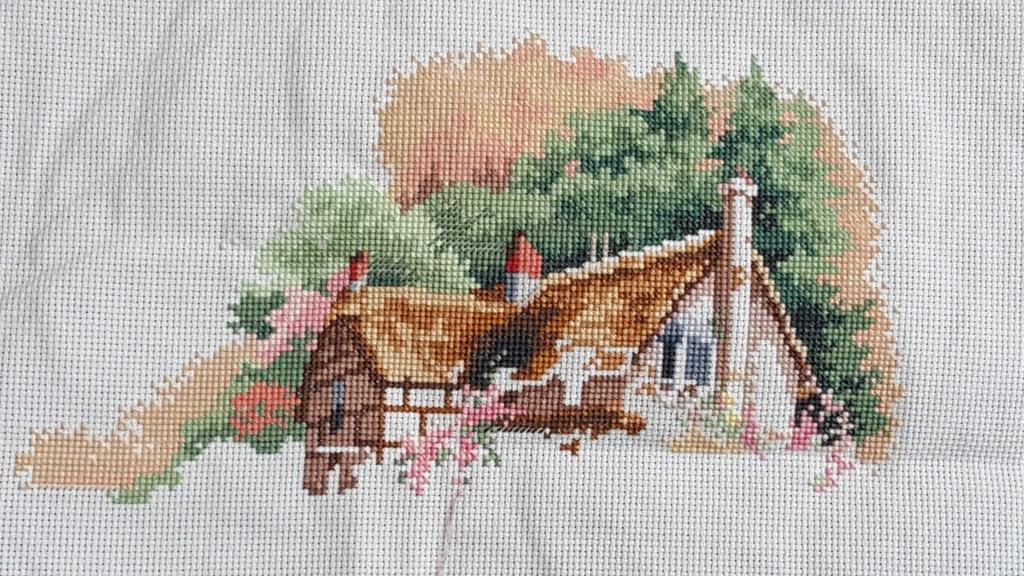 Cottage Enchantment de Dimensions (Sunset Collection) 20200411
