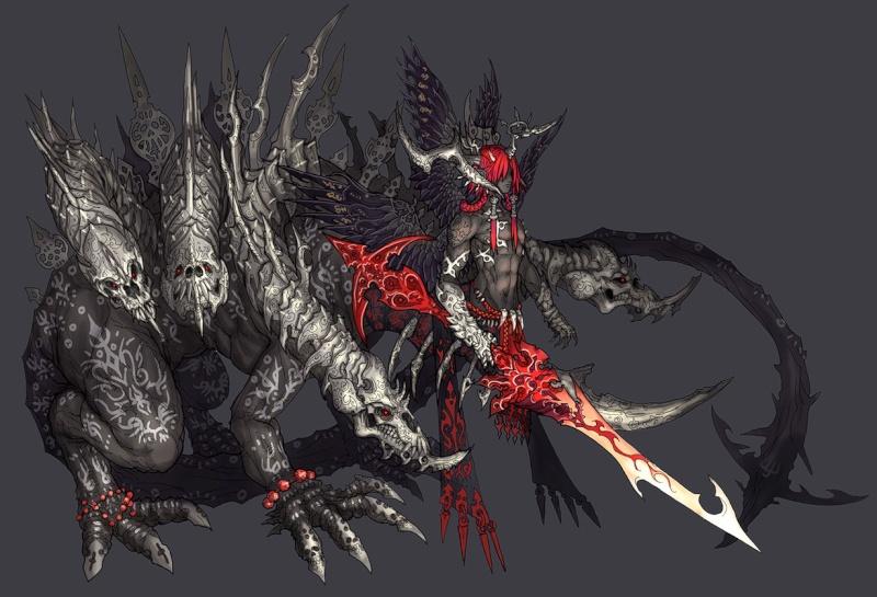 Mittsu, NPC Ex Tres Espada Mittsu10