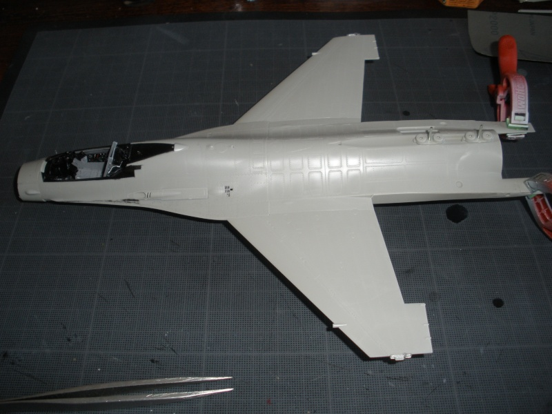 "F-16 ""Aggressor/Adversary"" Tamiya 1/48. P9010217"