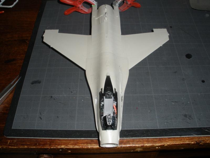 "F-16 ""Aggressor/Adversary"" Tamiya 1/48. P9010218"