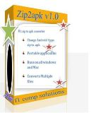 Zip2Apk- A tool that converts zipped apk files to apk Conver11
