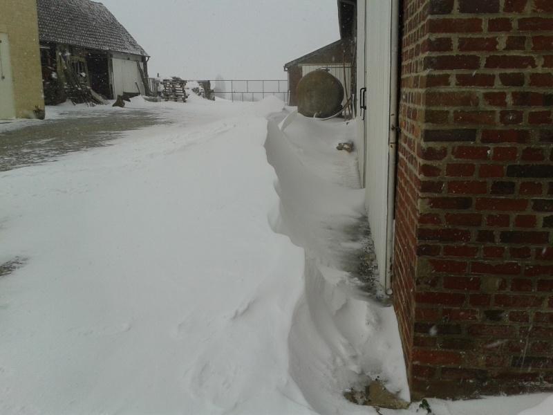 la neige est-elle arrivée chez vous ?  - Page 20 20130311