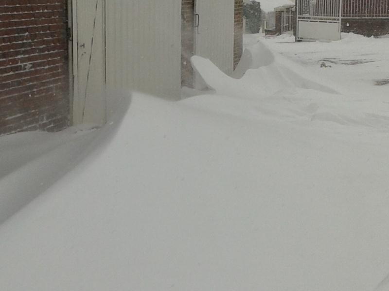 la neige est-elle arrivée chez vous ?  - Page 20 20130312