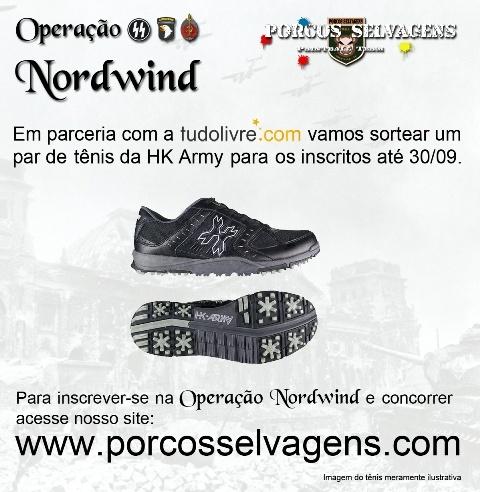 Promoção para a Operação Nordwind! Inscre10