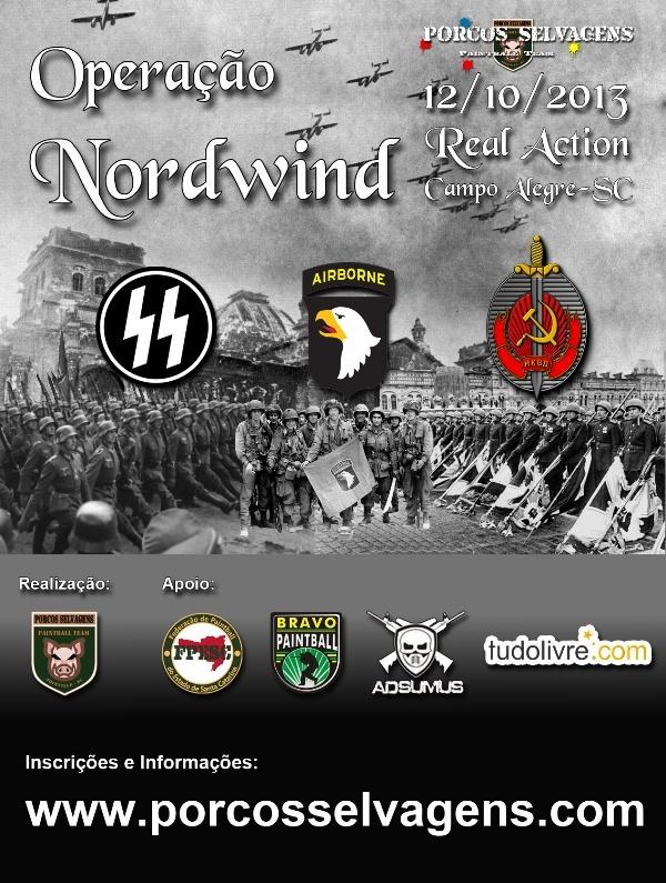 OPERAÇÃO NORDWIND - 12/10/2013  em Camp Alegre-SC Projet10