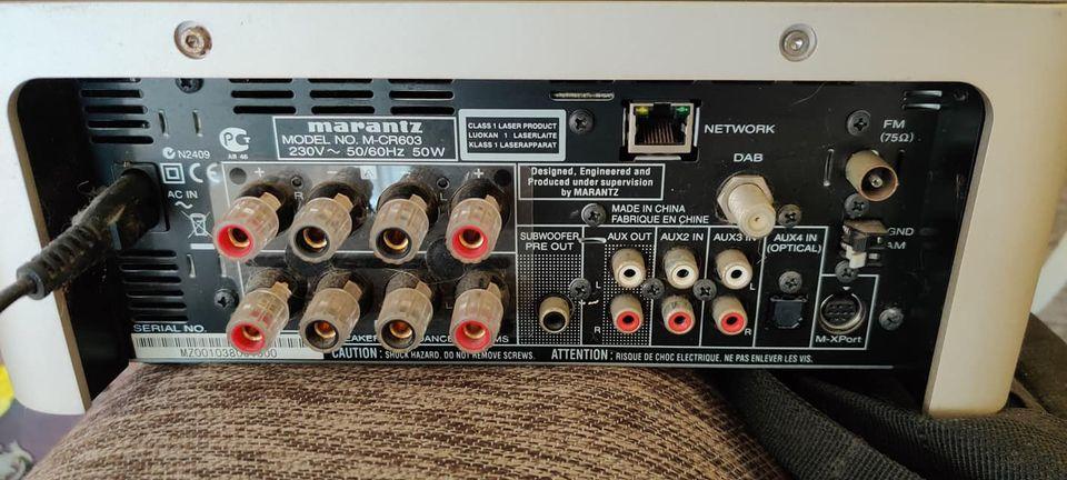 Marantz M-CR603 Network CD Receiver 15472910