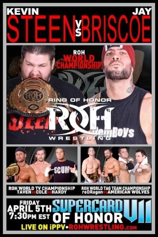 [Vidéo]  ROH SuperCard of Honor VII (05/04/13) Scohvi10