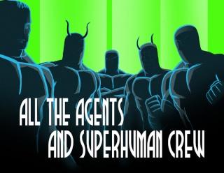 [Vidéo] Chikara All The Agents And Superhuman Crew (09/02/2013) Superc10