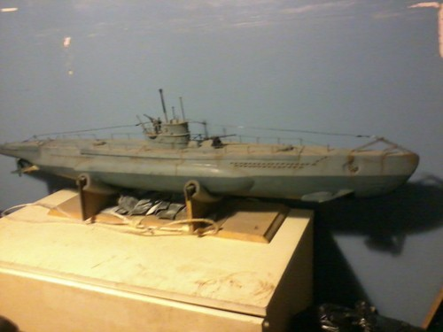 unknown submarine 115