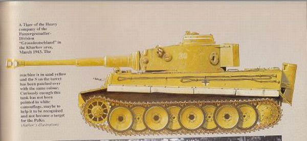 Taigen Tiger I, Early Version;  My Next Project Grossd10