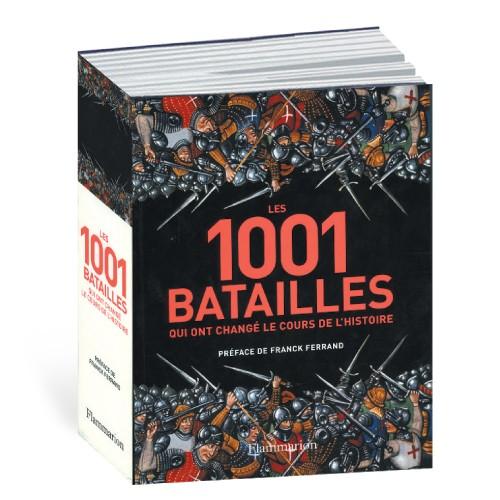 [Flammarion] Les 1001 Batailles 17153210