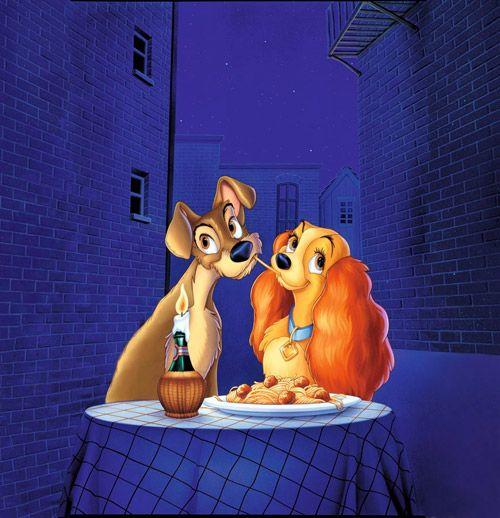 Les couples célébres de dessins animés. 67332311