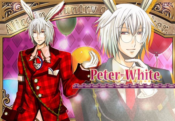 [Manga] Heart no kuni no Alice. Peter_10