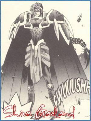 [Manga] Dévil Dévil Shiva_10