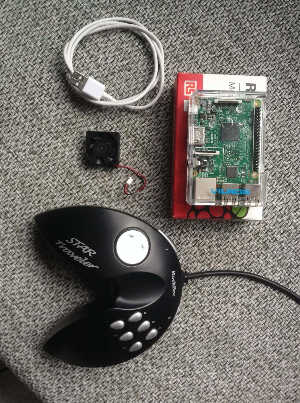 [VENDS] Gamehat + Raspberry 3b intégré Baisse de prix Fb_img11