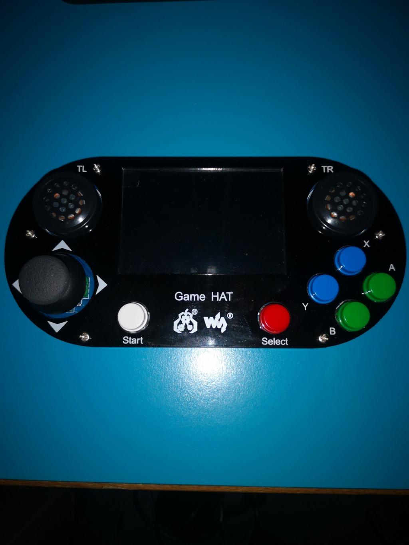 [VENDS] Gamehat + Raspberry 3b intégré Baisse de prix Img_2011