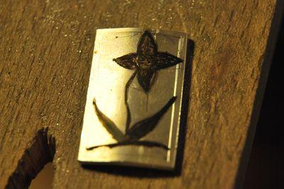 Pendentif floral petit brillant Dsc_1712