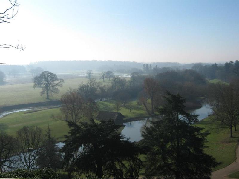 Warwick Castle  Campag10