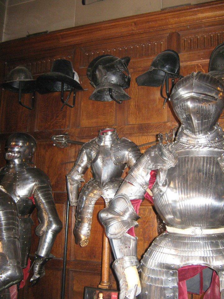 Warwick Castle  Cheval11