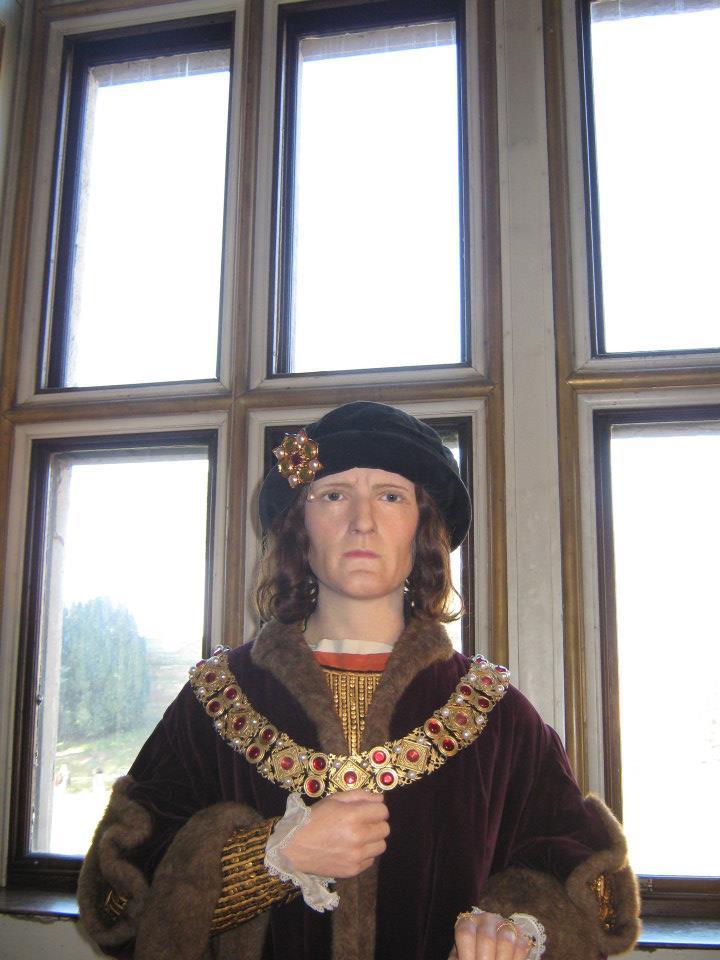 Warwick Castle  Richar10