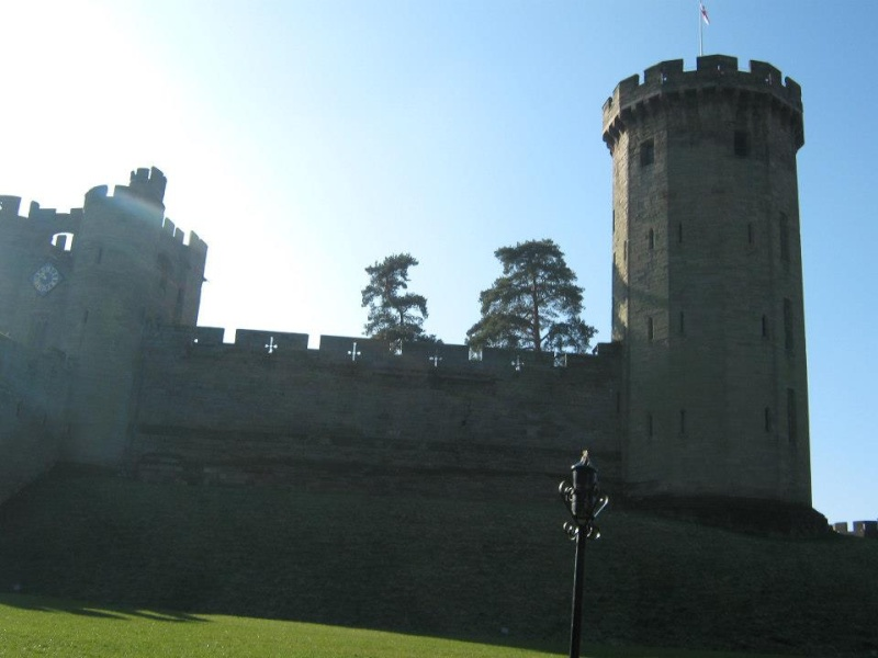 Warwick Castle  Tour10