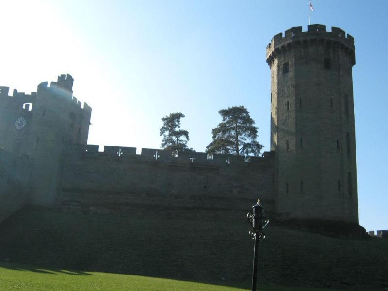 Warwick Castle  Warwic10