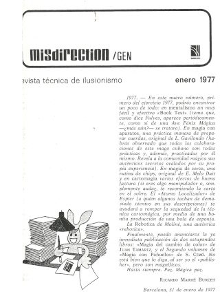 Misdirection (1977-01 Enero) Escane10
