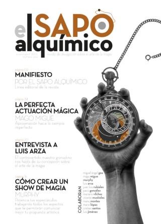 El Sapo Alquímico 1 (2013) Sapoal10