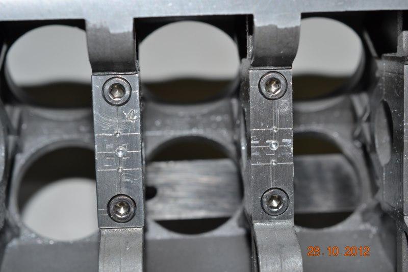 Construction du Rolls-Royce Merlin à l'échelle 1/4 14_80010