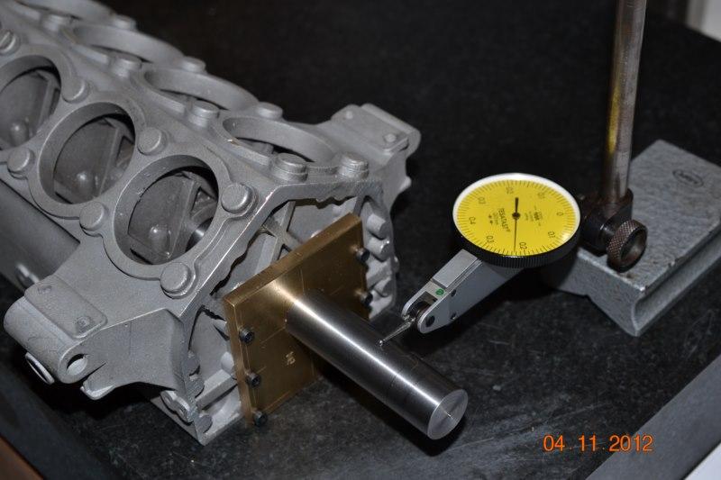 Construction du Rolls-Royce Merlin à l'échelle 1/4 30_80010