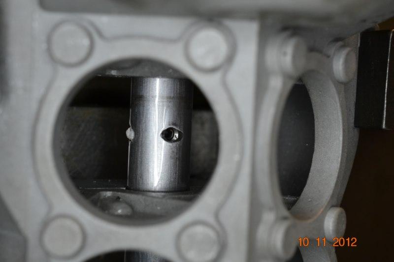 Construction du Rolls-Royce Merlin à l'échelle 1/4 34_80010