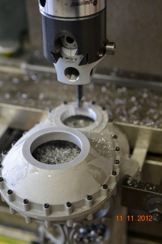 Construction du Rolls-Royce Merlin à l'échelle 1/4 35_80010