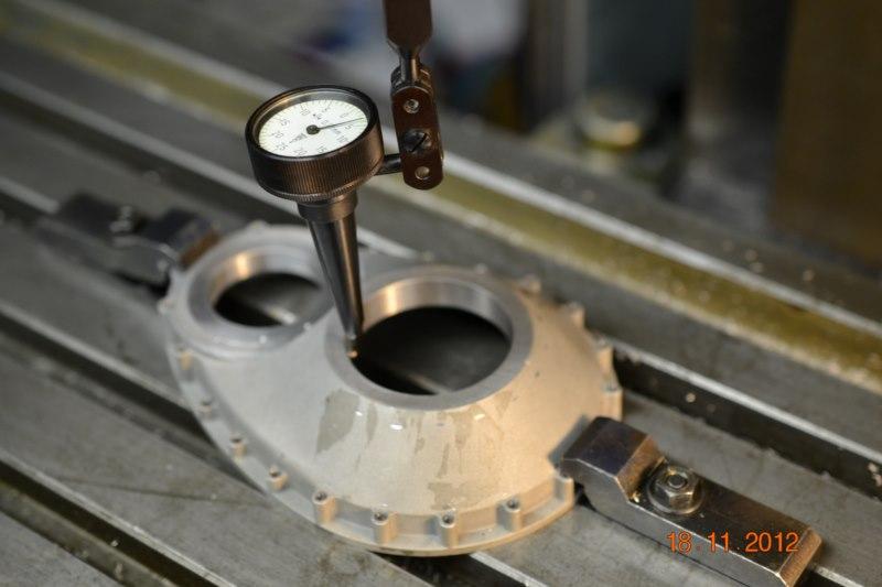 Construction du Rolls-Royce Merlin à l'échelle 1/4 36_80010