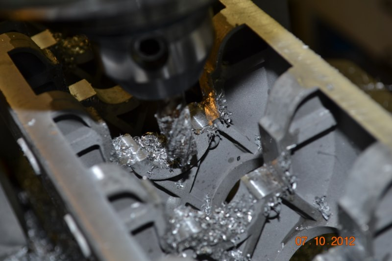 Construction du Rolls-Royce Merlin à l'échelle 1/4 9_800x10