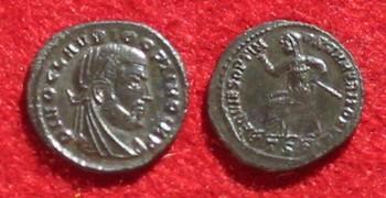 Les monnaies de Consécration de Barzus - Page 5 Claude10