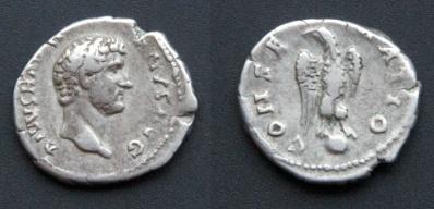 Les monnaies de Consécration de Barzus - Page 6 Hadria10