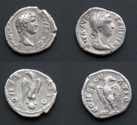 Les monnaies de Consécration de Barzus - Page 5 Hadria11