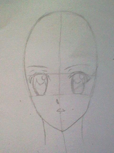 ~~ Tuto dessin et Colorisation aux crayons de couleur sur  Lucy Heartfilia ~~ Lucy_a13
