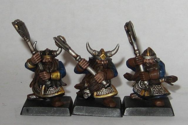 Spectre's Dwarf Warband:  a start Dwarfc11