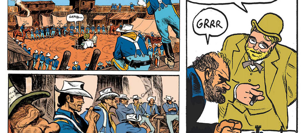 Jean Giraud et Blueberry - Page 38 13068710