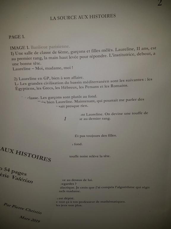 Valérian par Mézières et Christin - Page 8 20200211