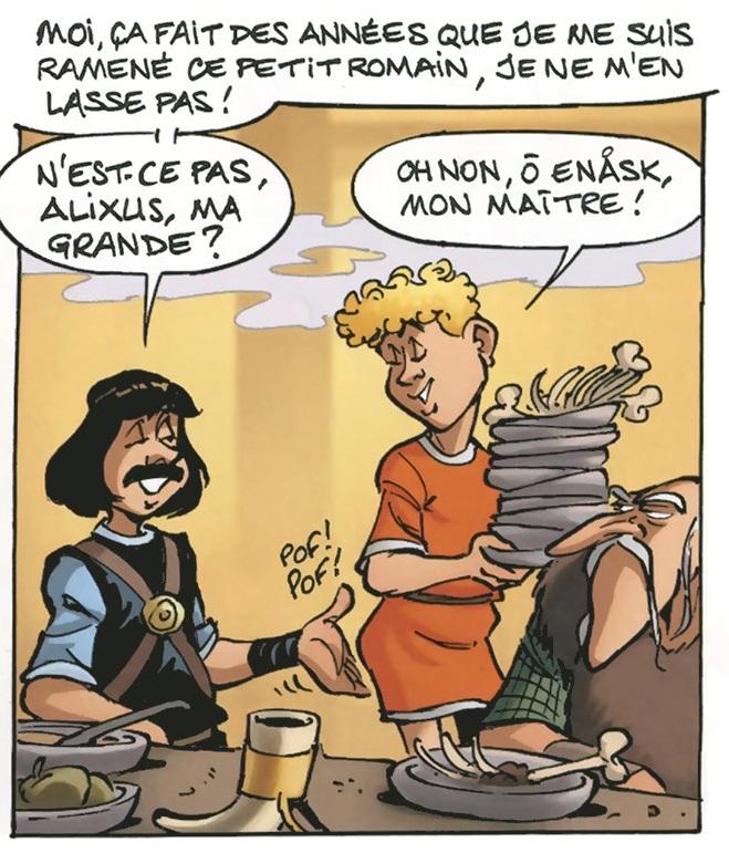 Pastiches et parodies d'Alix - Page 3 La_par10