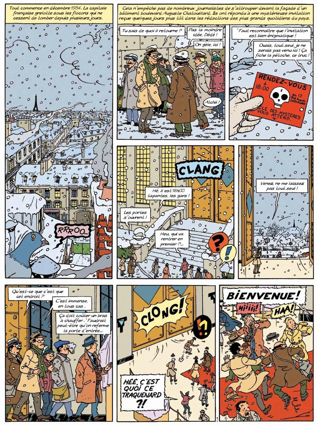 Régric : les autres bandes dessinées - Page 2 Sans_t10