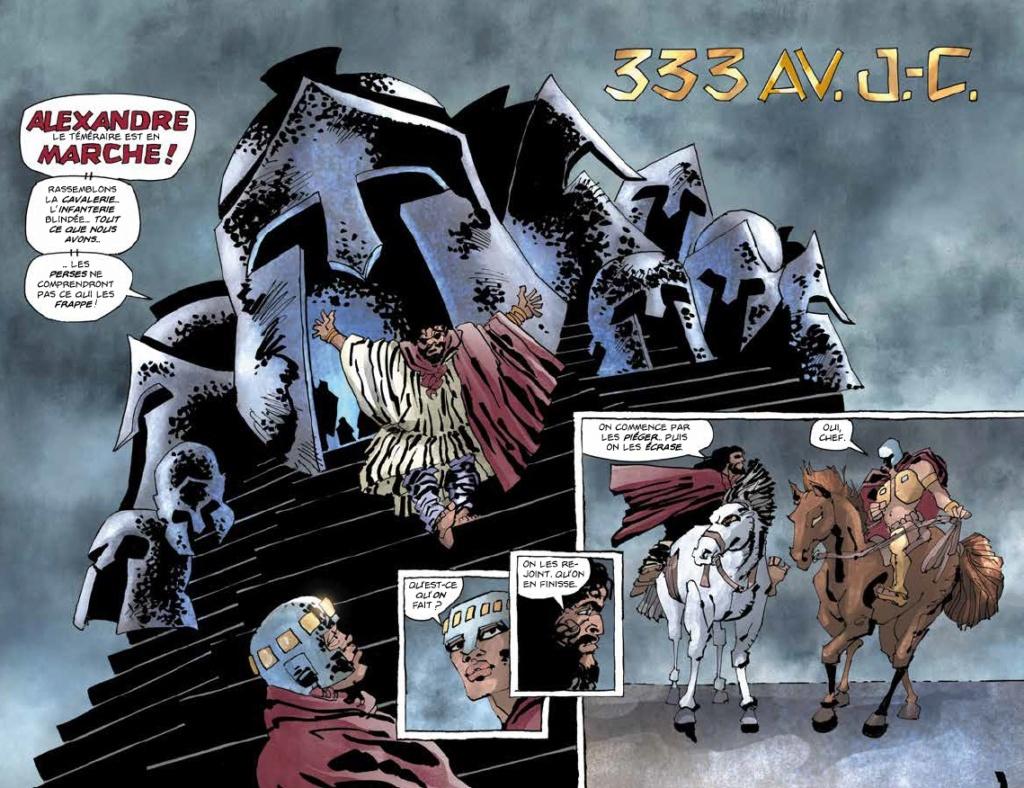 Avis divers sur diverses séries historiques - Page 5 Xerxes14