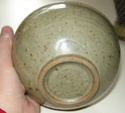Bowl with fish mark - John Dan, Wivenhoe Pottery?  Dscn9624