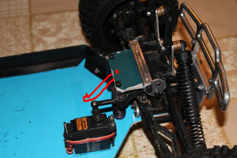 Projet Truggy/Buggy/Savage by Tiago Vue11010