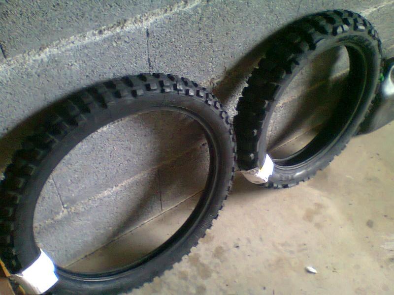 Essais monte de pneumatiques enduro ... Photo018
