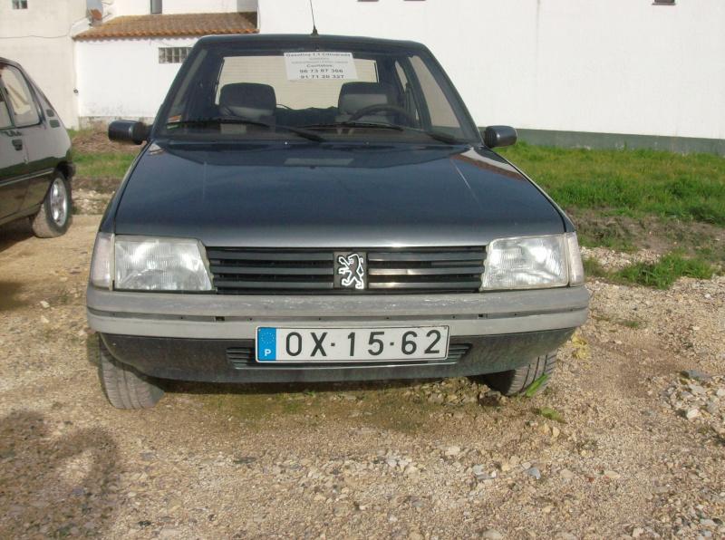 [ Vendo ] Peugeot 205 XR 1.1 - Barato 205_xr11