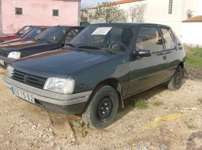 [ Vendo ] Peugeot 205 XR 1.1 - Barato 205_xr12